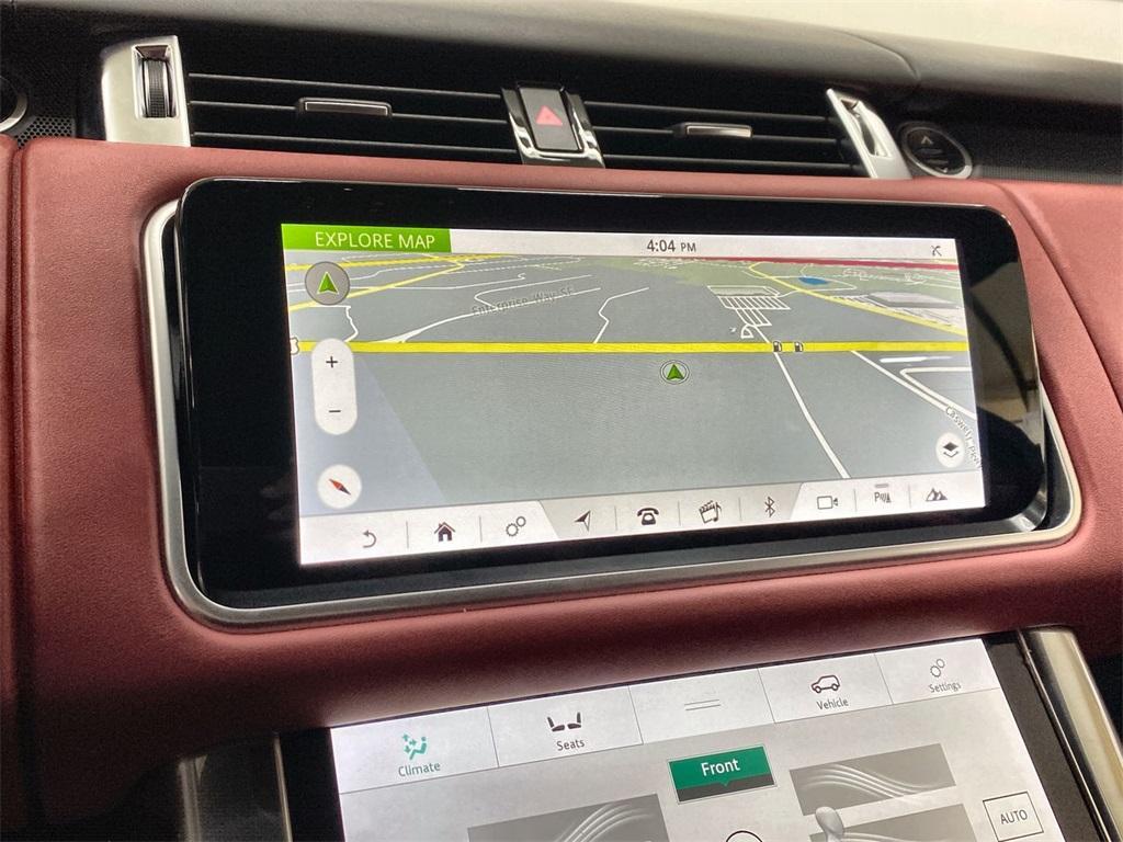 Used 2018 Land Rover Range Rover Sport HSE Dynamic for sale $76,444 at Gravity Autos Marietta in Marietta GA 30060 34