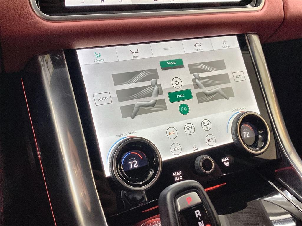 Used 2018 Land Rover Range Rover Sport HSE Dynamic for sale $76,444 at Gravity Autos Marietta in Marietta GA 30060 38