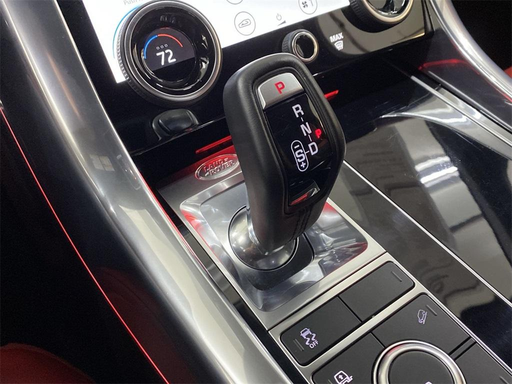 Used 2018 Land Rover Range Rover Sport HSE Dynamic for sale $76,444 at Gravity Autos Marietta in Marietta GA 30060 41