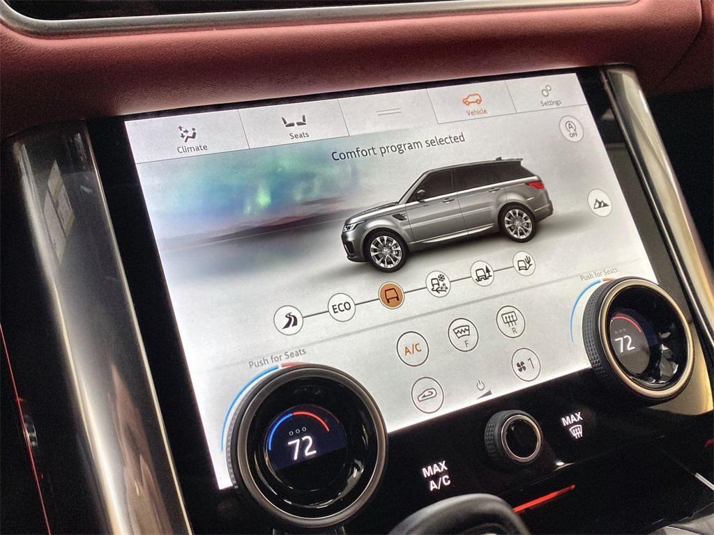 Used 2018 Land Rover Range Rover Sport HSE Dynamic for sale $76,444 at Gravity Autos Marietta in Marietta GA 30060 42