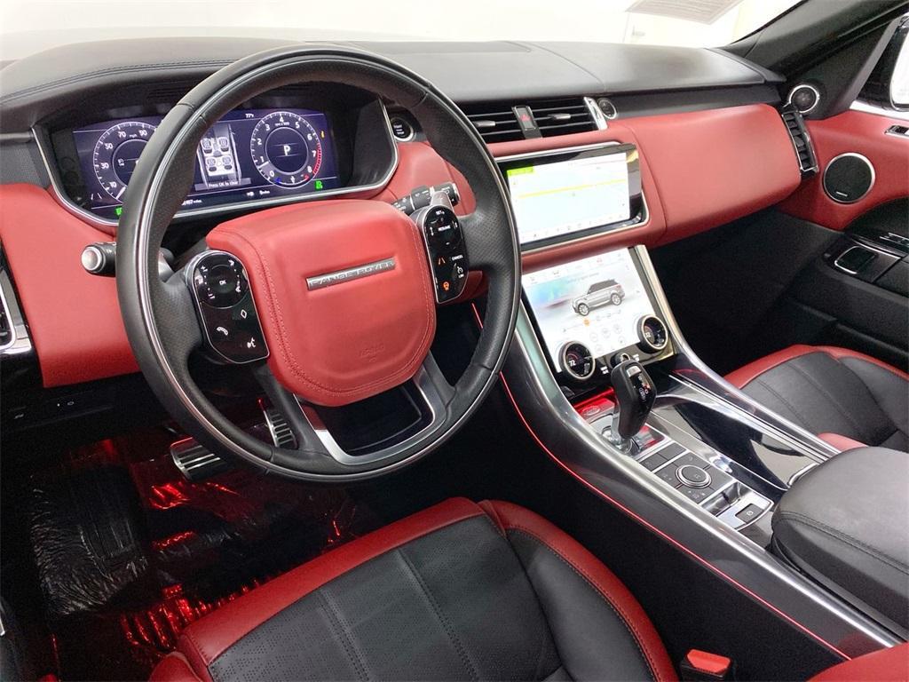 Used 2018 Land Rover Range Rover Sport HSE Dynamic for sale $76,444 at Gravity Autos Marietta in Marietta GA 30060 45