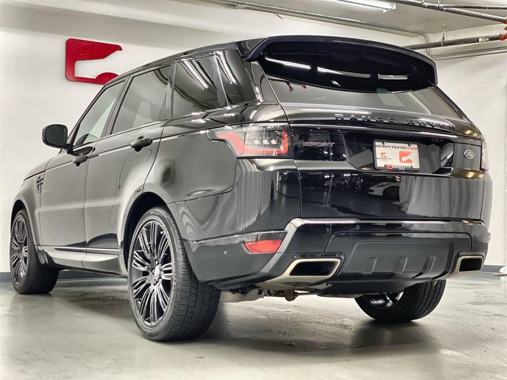 Used 2018 Land Rover Range Rover Sport HSE Dynamic for sale $76,444 at Gravity Autos Marietta in Marietta GA 30060 6