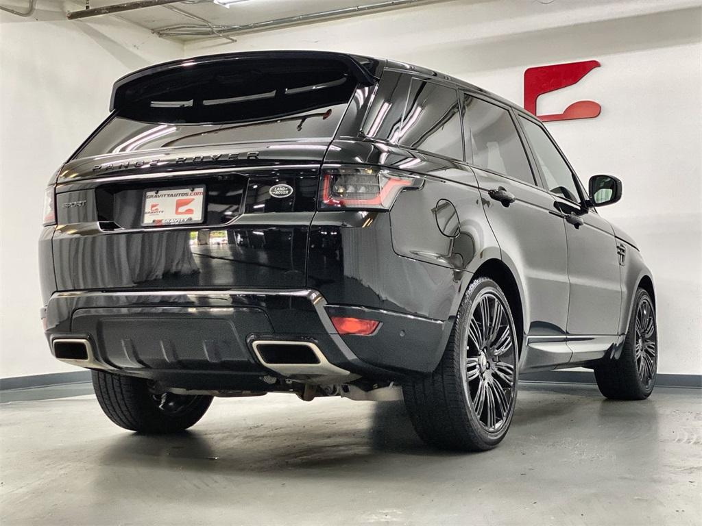 Used 2018 Land Rover Range Rover Sport HSE Dynamic for sale $76,444 at Gravity Autos Marietta in Marietta GA 30060 7
