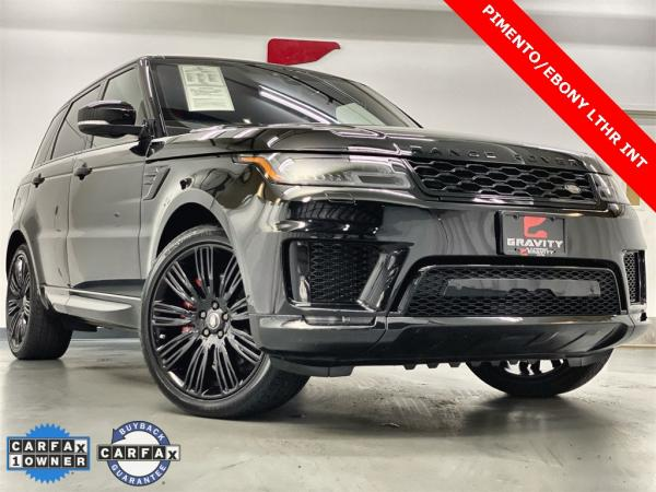 Used 2018 Land Rover Range Rover Sport HSE Dynamic for sale $76,444 at Gravity Autos Marietta in Marietta GA
