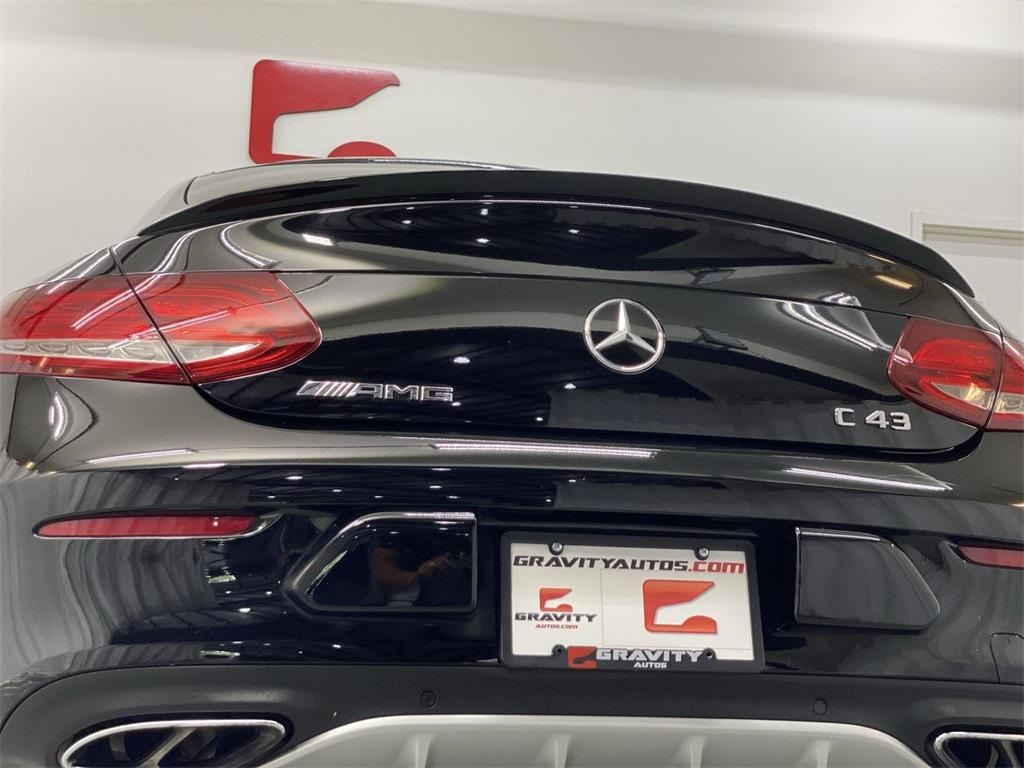 Used 2018 Mercedes-Benz C-Class C 43 AMG for sale $46,998 at Gravity Autos Marietta in Marietta GA 30060 10