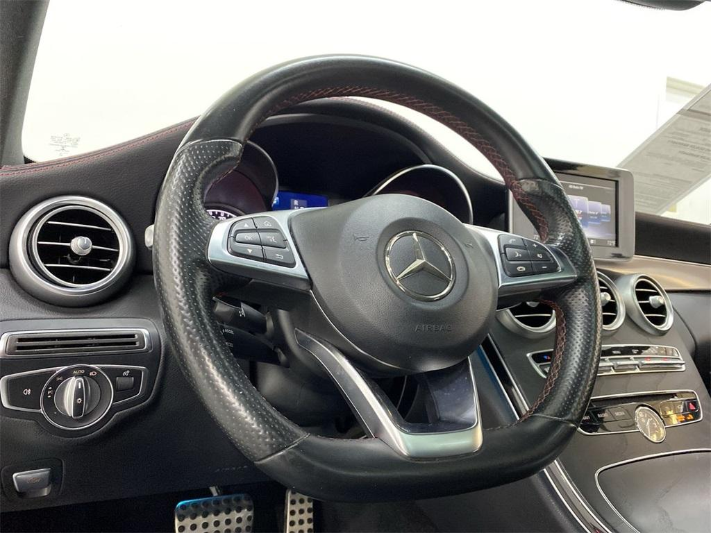Used 2018 Mercedes-Benz C-Class C 43 AMG for sale $46,998 at Gravity Autos Marietta in Marietta GA 30060 22