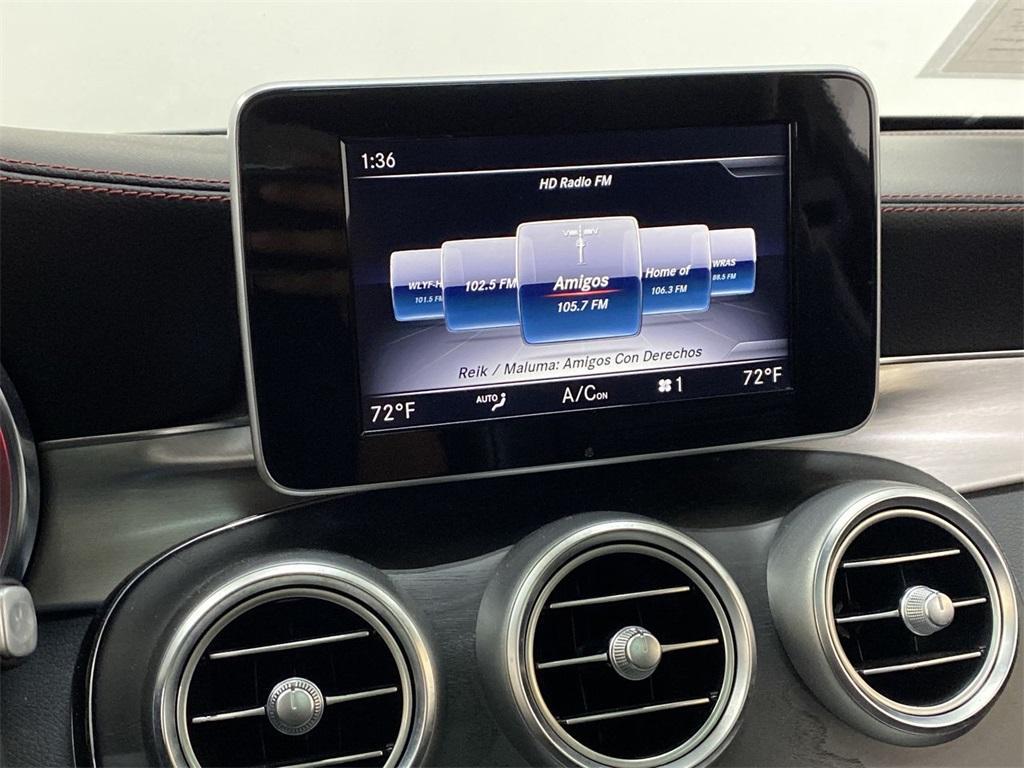 Used 2018 Mercedes-Benz C-Class C 43 AMG for sale $46,998 at Gravity Autos Marietta in Marietta GA 30060 31
