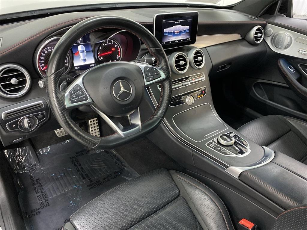 Used 2018 Mercedes-Benz C-Class C 43 AMG for sale $46,998 at Gravity Autos Marietta in Marietta GA 30060 38