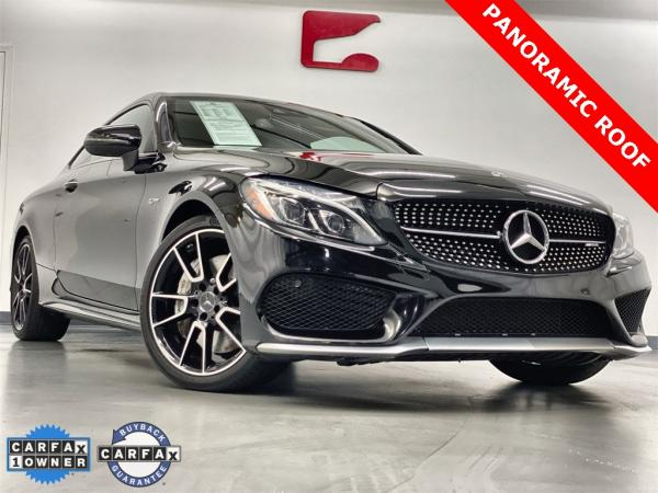 Used 2018 Mercedes-Benz C-Class C 43 AMG for sale $46,998 at Gravity Autos Marietta in Marietta GA
