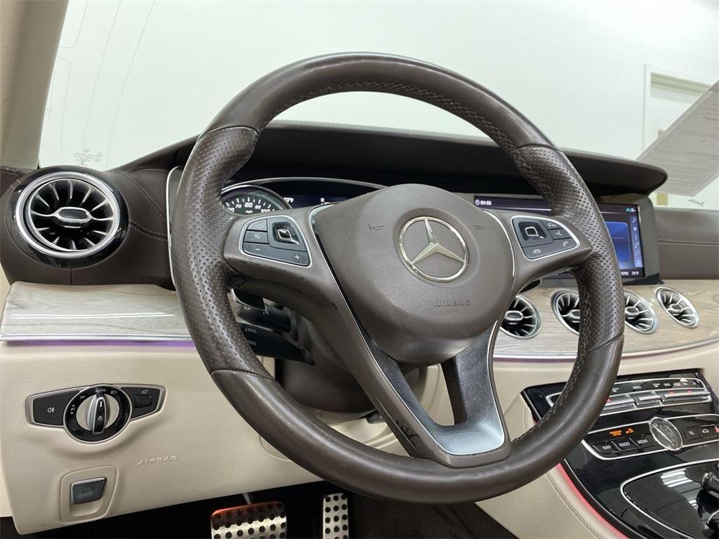Used 2018 Mercedes-Benz E-Class E 400 for sale $64,998 at Gravity Autos Marietta in Marietta GA 30060 26