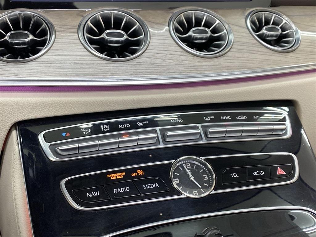 Used 2018 Mercedes-Benz E-Class E 400 for sale $64,998 at Gravity Autos Marietta in Marietta GA 30060 38