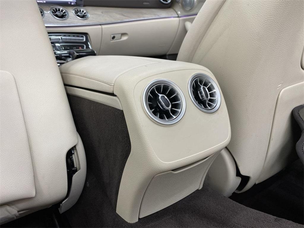 Used 2018 Mercedes-Benz E-Class E 400 for sale $64,998 at Gravity Autos Marietta in Marietta GA 30060 49