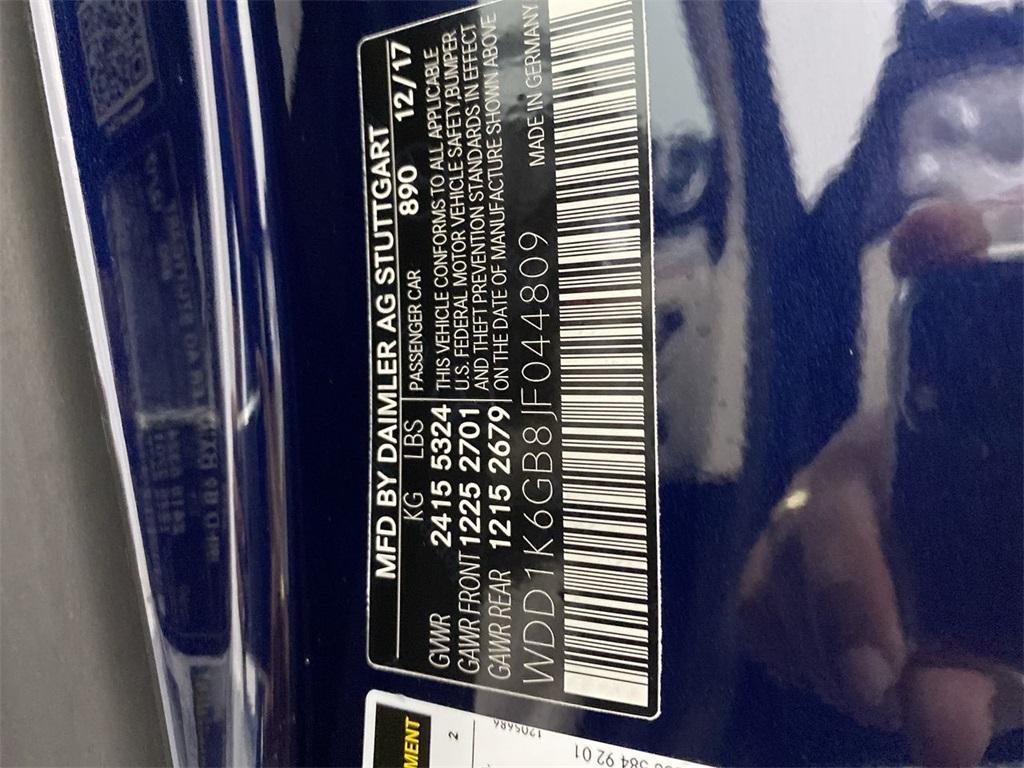 Used 2018 Mercedes-Benz E-Class E 400 for sale $64,998 at Gravity Autos Marietta in Marietta GA 30060 54