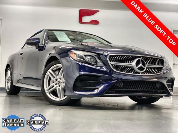 Used 2018 Mercedes-Benz E-Class E 400 for sale $64,998 at Gravity Autos Marietta in Marietta GA