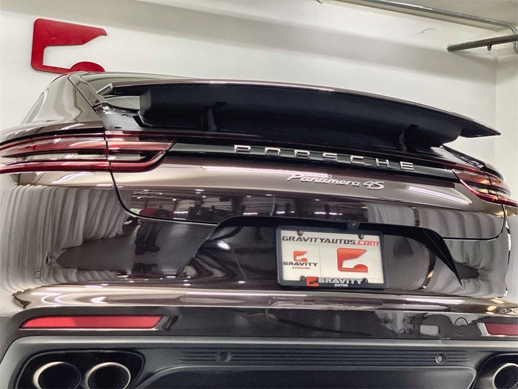 Used 2017 Porsche Panamera 4S for sale Sold at Gravity Autos Marietta in Marietta GA 30060 14