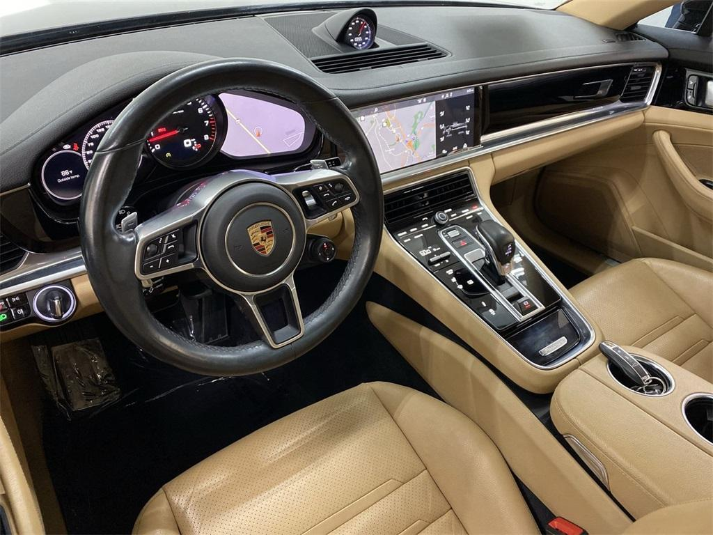 Used 2017 Porsche Panamera 4S for sale Sold at Gravity Autos Marietta in Marietta GA 30060 44