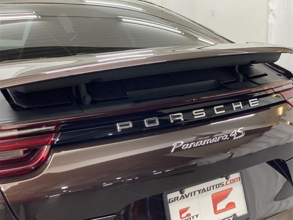 Used 2017 Porsche Panamera 4S for sale Sold at Gravity Autos Marietta in Marietta GA 30060 53