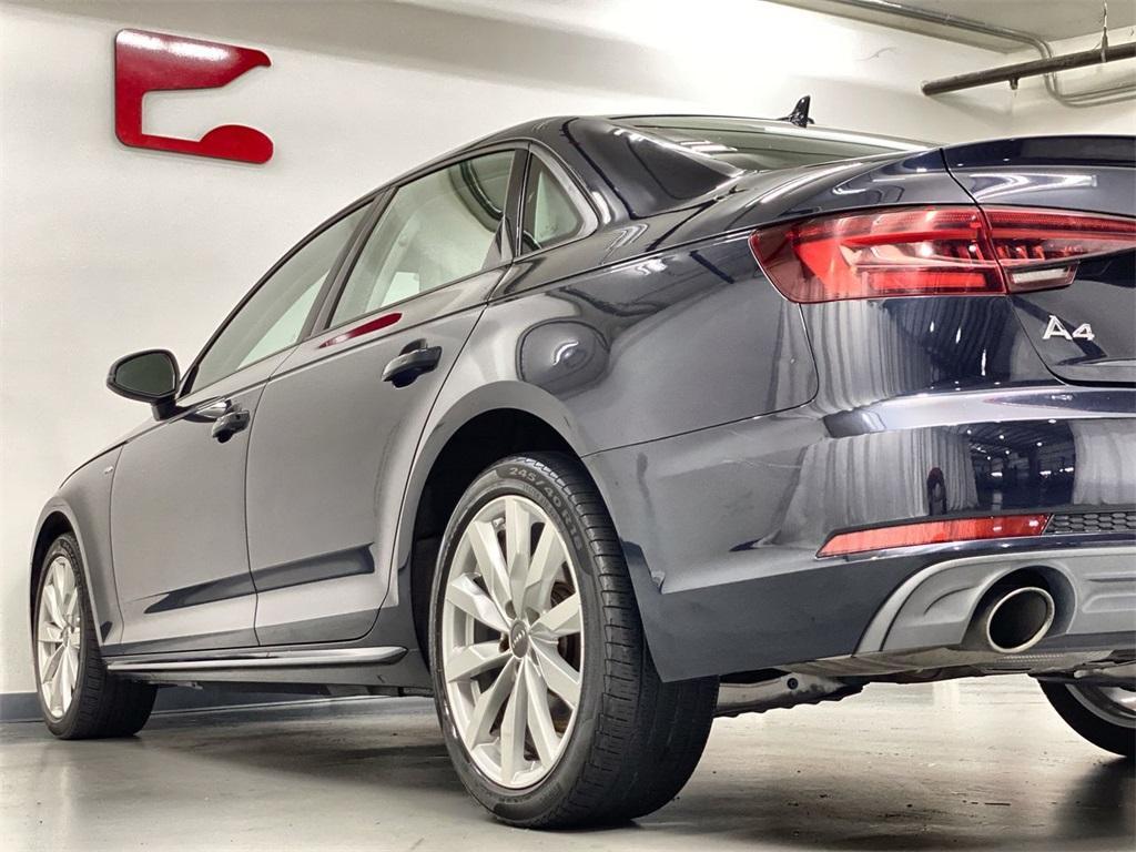 Used 2018 Audi A4 2.0T ultra Premium for sale $28,998 at Gravity Autos Marietta in Marietta GA 30060 11