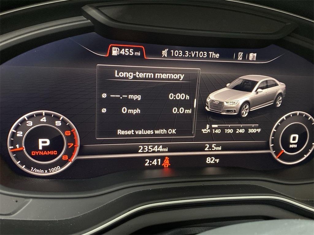 Used 2018 Audi A4 2.0T ultra Premium for sale $28,998 at Gravity Autos Marietta in Marietta GA 30060 24