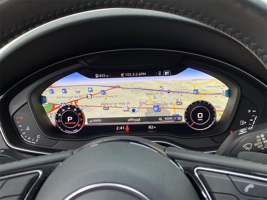 Used 2018 Audi A4 2.0T ultra Premium for sale $28,998 at Gravity Autos Marietta in Marietta GA 30060 25