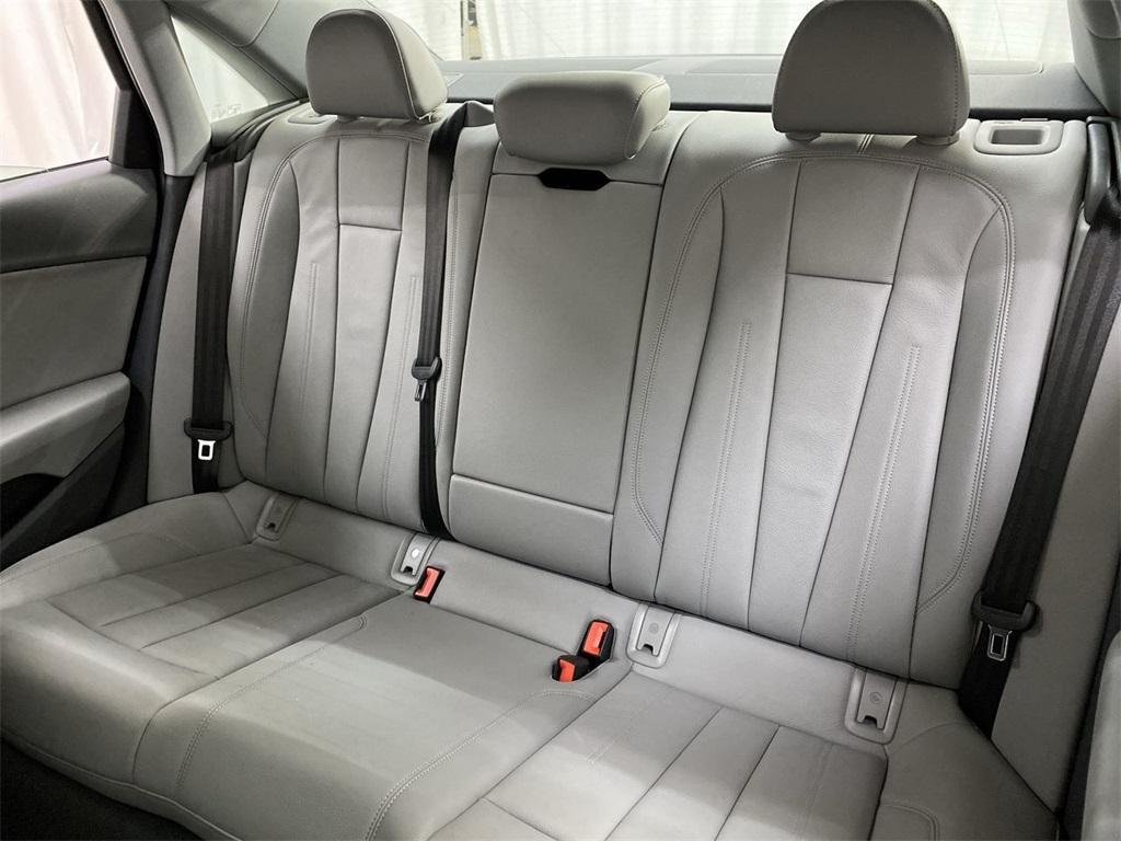 Used 2018 Audi A4 2.0T ultra Premium for sale $28,998 at Gravity Autos Marietta in Marietta GA 30060 38