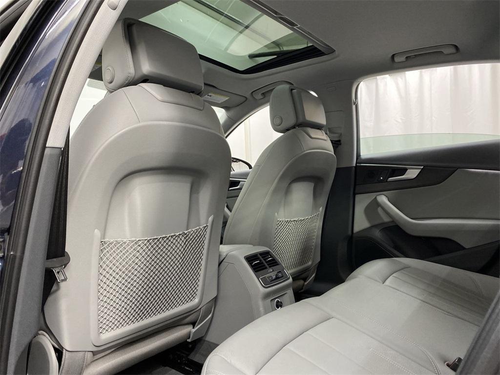 Used 2018 Audi A4 2.0T ultra Premium for sale $28,998 at Gravity Autos Marietta in Marietta GA 30060 39