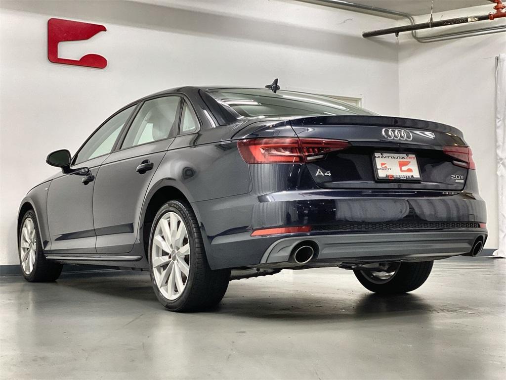 Used 2018 Audi A4 2.0T ultra Premium for sale $28,998 at Gravity Autos Marietta in Marietta GA 30060 6