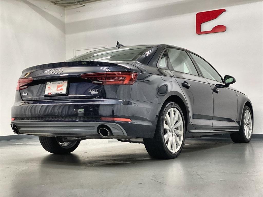 Used 2018 Audi A4 2.0T ultra Premium for sale $28,998 at Gravity Autos Marietta in Marietta GA 30060 7