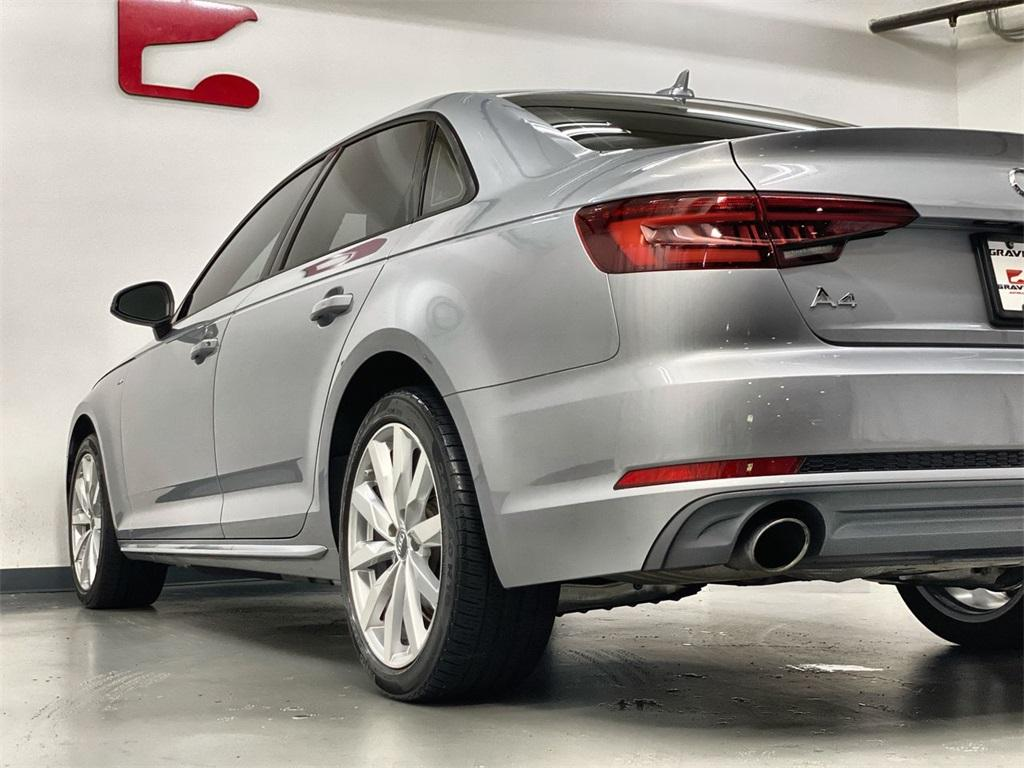 Used 2018 Audi A4 2.0T ultra Premium for sale $28,444 at Gravity Autos Marietta in Marietta GA 30060 11