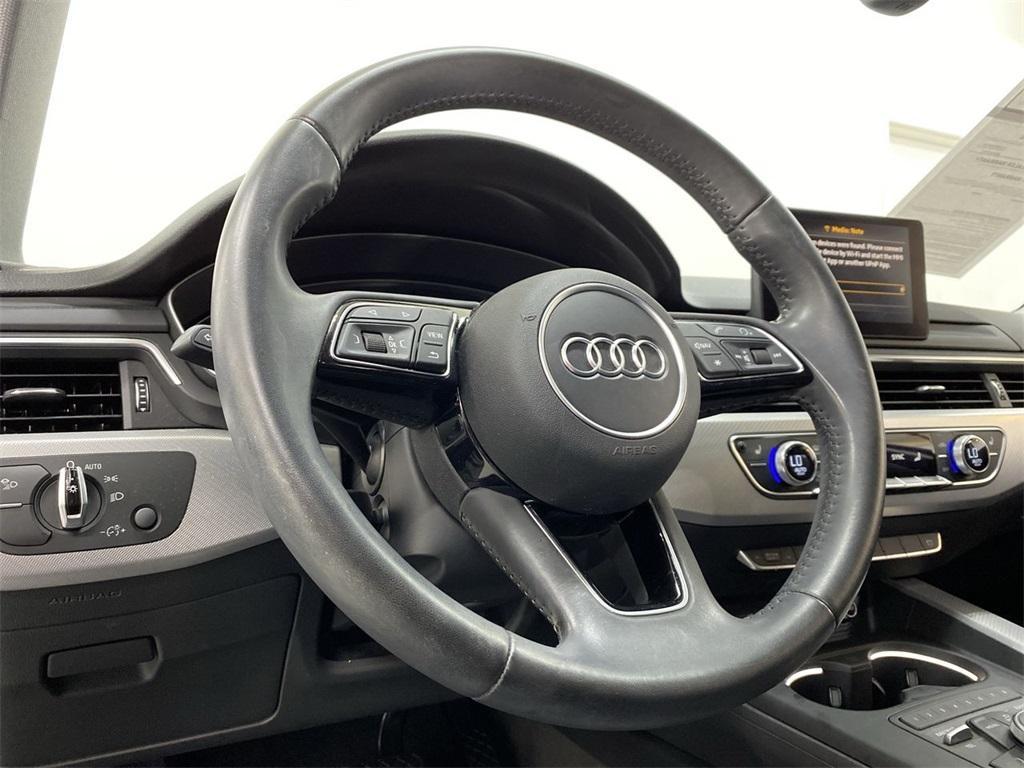 Used 2018 Audi A4 2.0T ultra Premium for sale $28,444 at Gravity Autos Marietta in Marietta GA 30060 20
