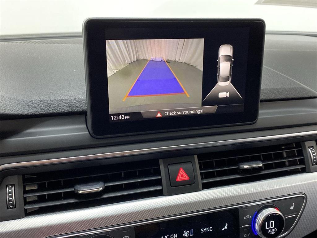 Used 2018 Audi A4 2.0T ultra Premium for sale $28,444 at Gravity Autos Marietta in Marietta GA 30060 28