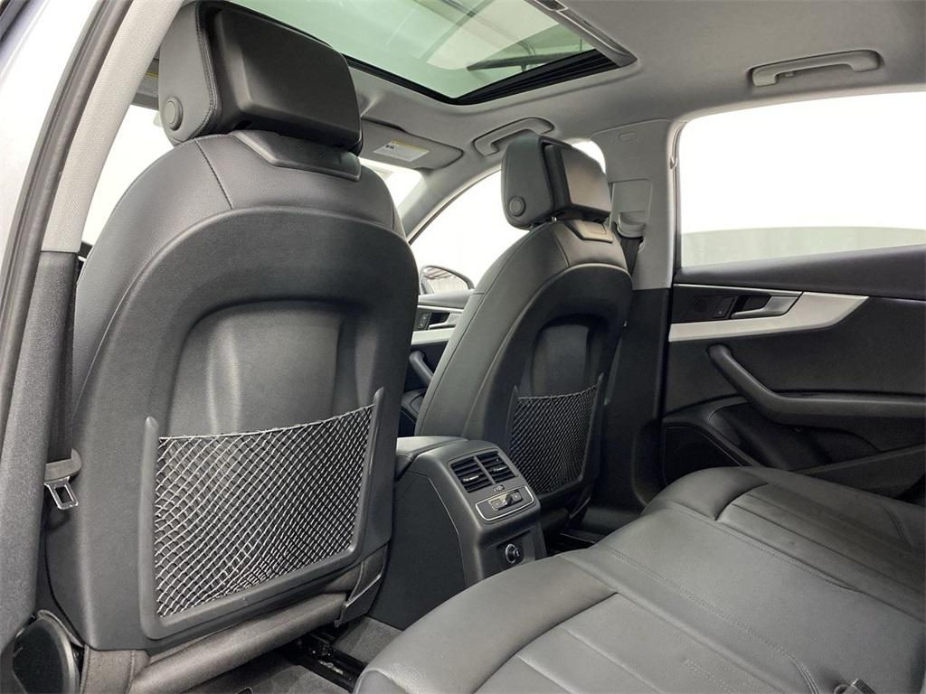 Used 2018 Audi A4 2.0T ultra Premium for sale $28,444 at Gravity Autos Marietta in Marietta GA 30060 38