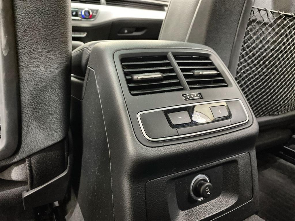 Used 2018 Audi A4 2.0T ultra Premium for sale $28,444 at Gravity Autos Marietta in Marietta GA 30060 39