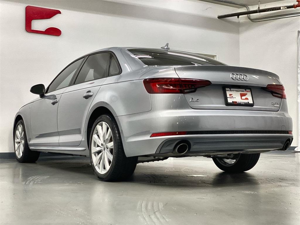 Used 2018 Audi A4 2.0T ultra Premium for sale $28,444 at Gravity Autos Marietta in Marietta GA 30060 6