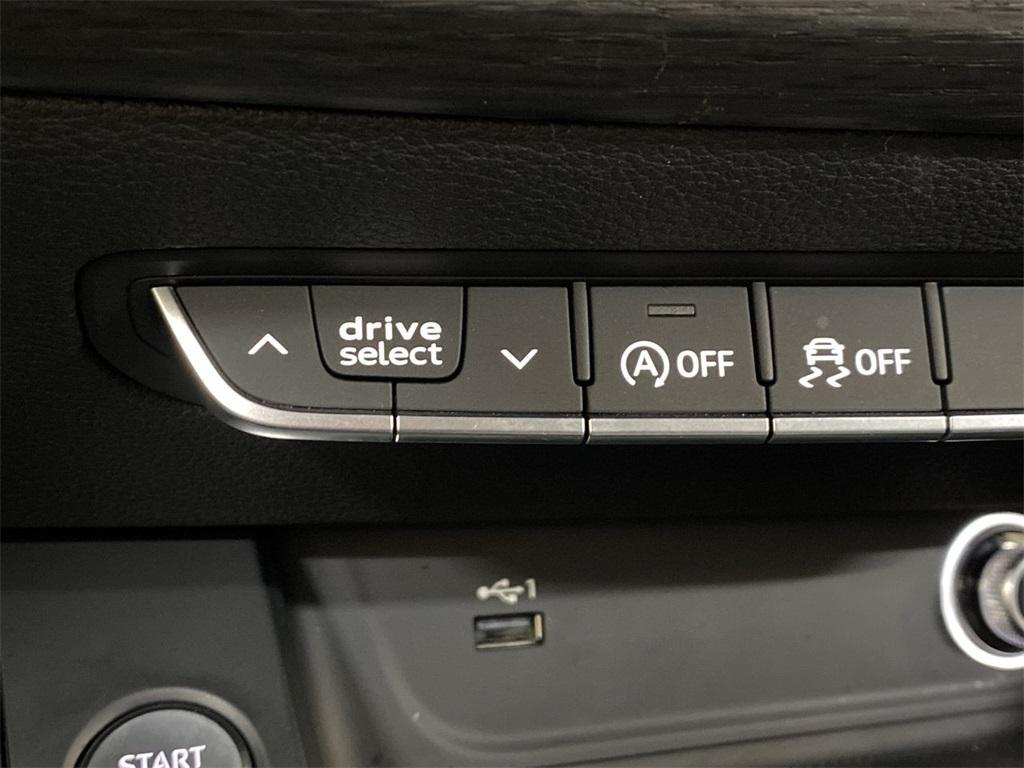 Used 2018 Audi A4 2.0T ultra Premium for sale $29,444 at Gravity Autos Marietta in Marietta GA 30060 34