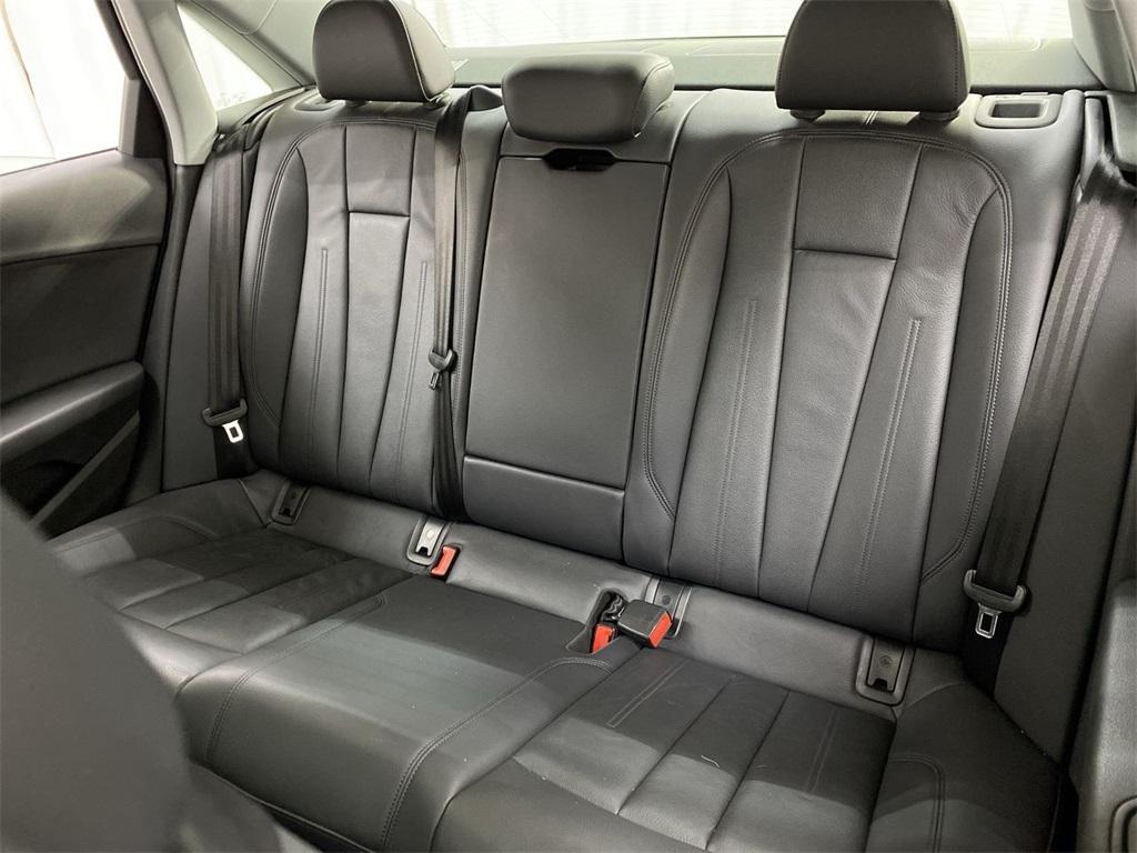 Used 2018 Audi A4 2.0T ultra Premium for sale $29,444 at Gravity Autos Marietta in Marietta GA 30060 38