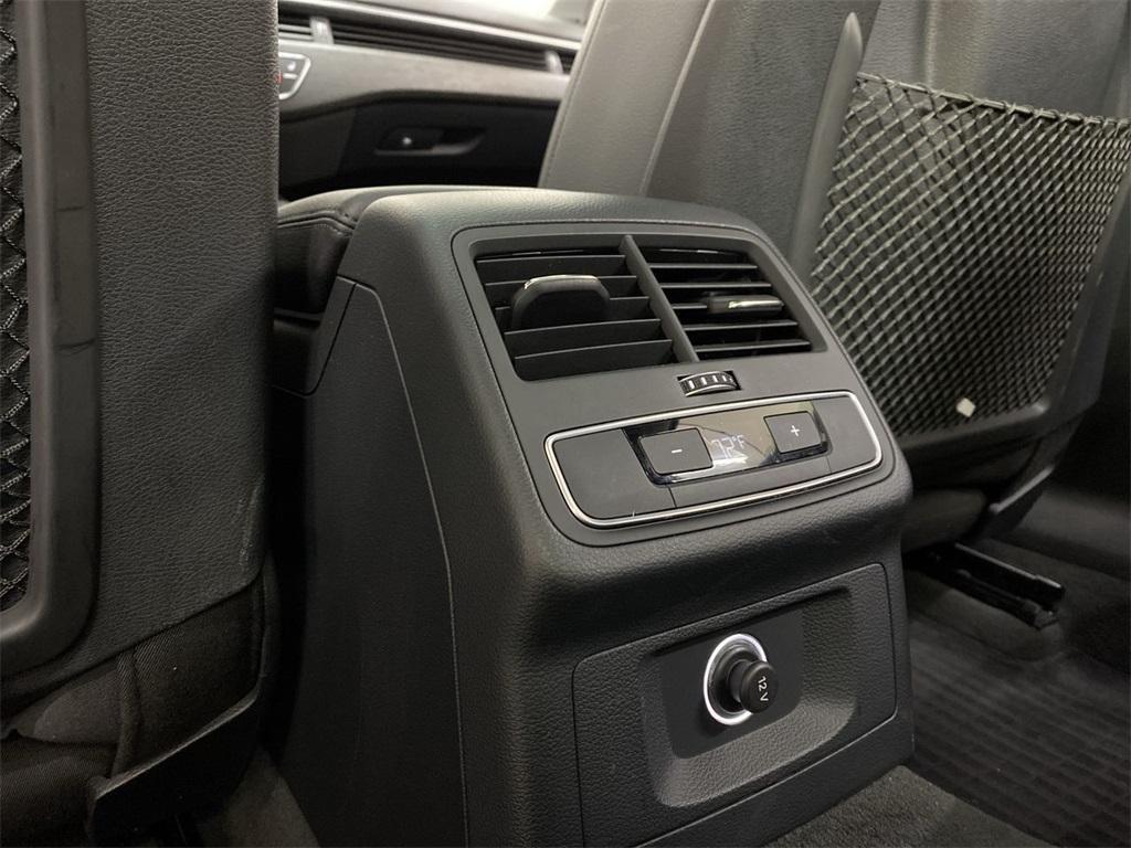 Used 2018 Audi A4 2.0T ultra Premium for sale $29,444 at Gravity Autos Marietta in Marietta GA 30060 40