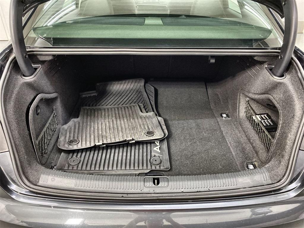 Used 2018 Audi A4 2.0T ultra Premium for sale $29,444 at Gravity Autos Marietta in Marietta GA 30060 42