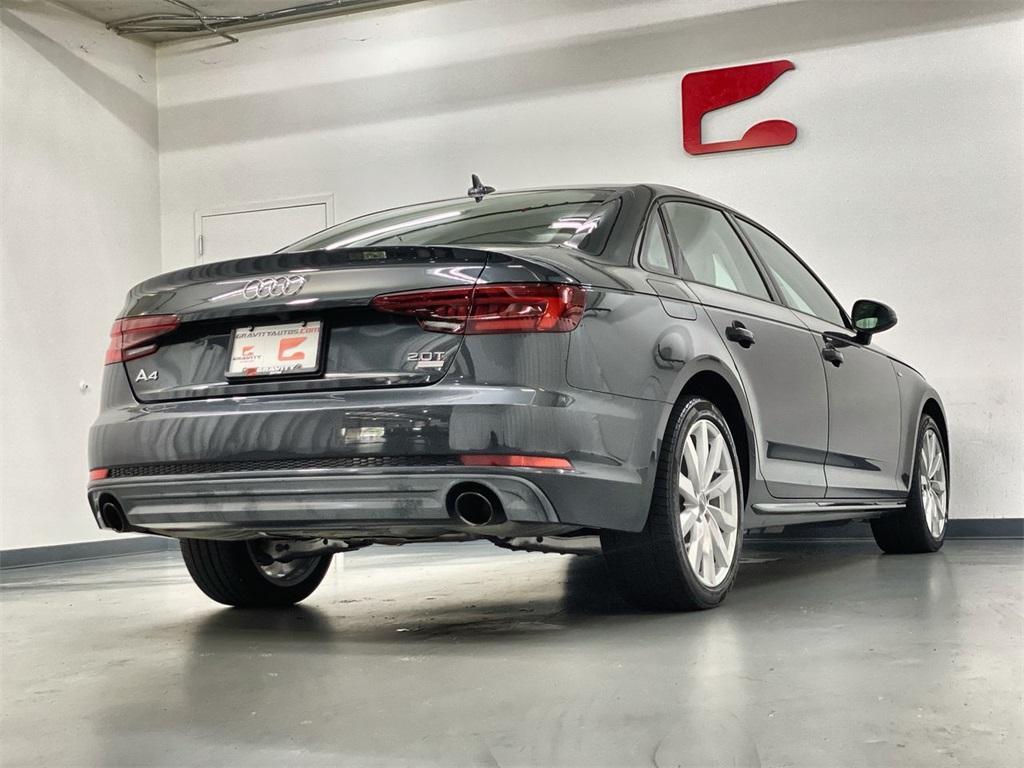 Used 2018 Audi A4 2.0T ultra Premium for sale $29,444 at Gravity Autos Marietta in Marietta GA 30060 7