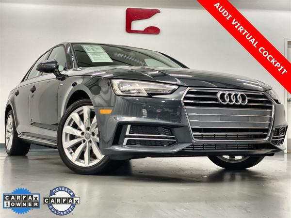 Used 2018 Audi A4 2.0T ultra Premium for sale $29,444 at Gravity Autos Marietta in Marietta GA