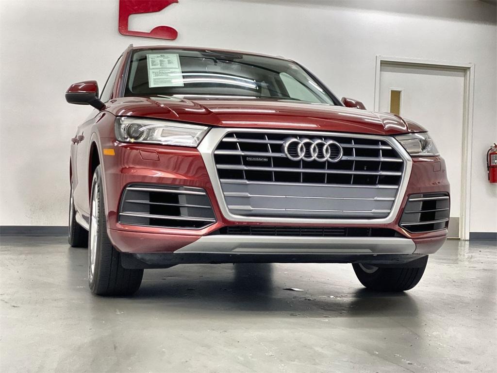 Used 2018 Audi Q5 2.0T for sale $31,888 at Gravity Autos Marietta in Marietta GA 30060 3