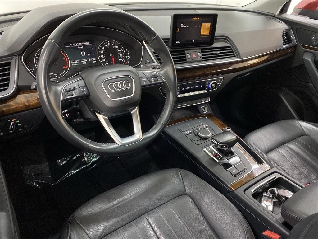 Used 2018 Audi Q5 2.0T for sale $31,888 at Gravity Autos Marietta in Marietta GA 30060 36
