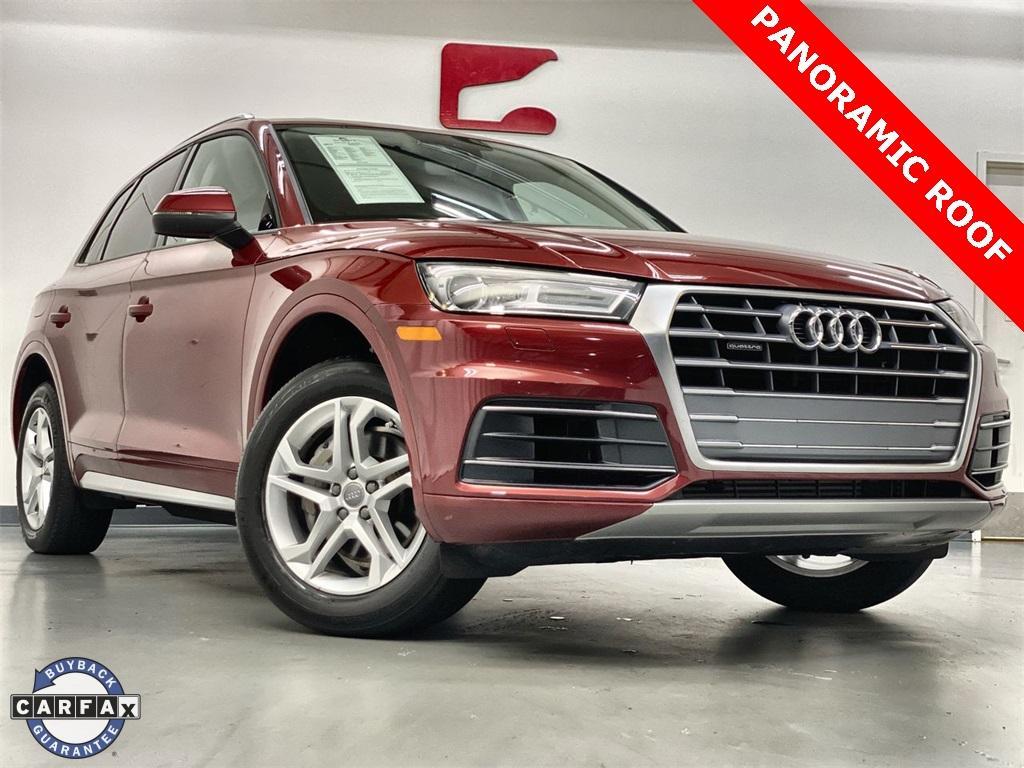 Used 2018 Audi Q5 2.0T for sale $31,888 at Gravity Autos Marietta in Marietta GA 30060 1