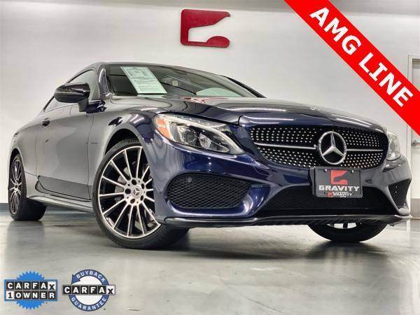 Used 2018 Mercedes-Benz C-Class C 300 for sale $38,444 at Gravity Autos Marietta in Marietta GA