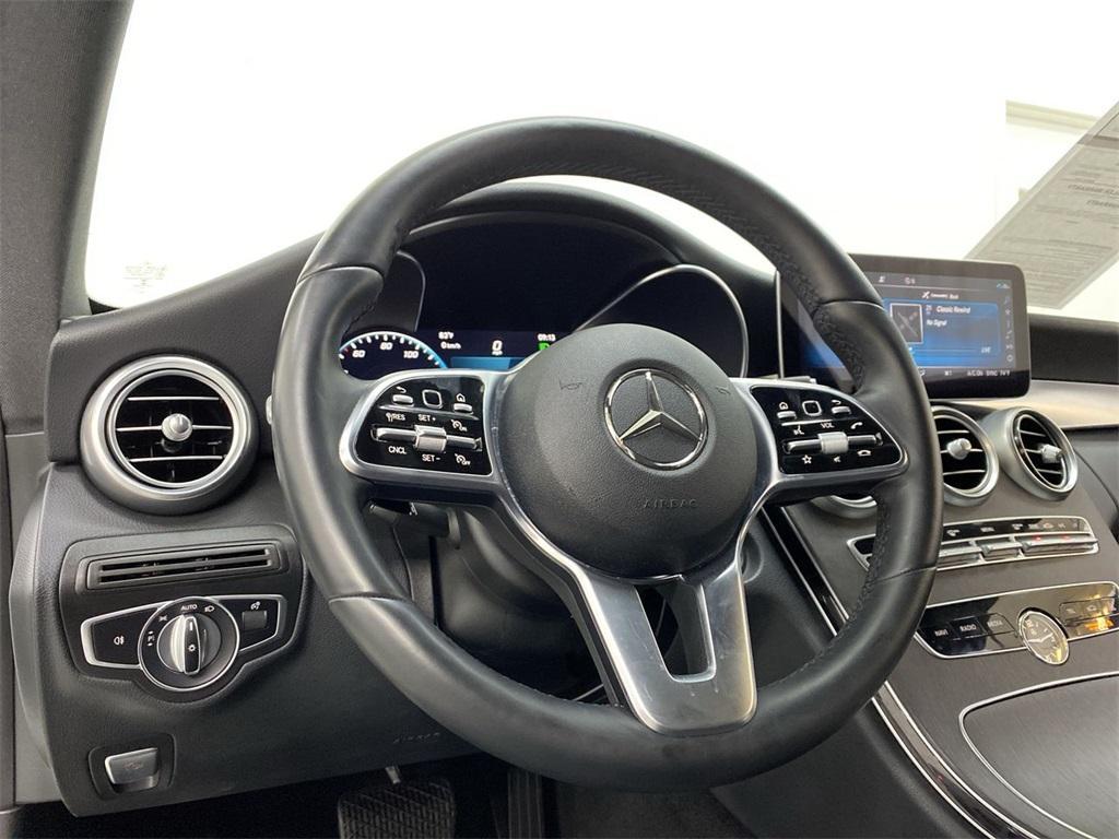 Used 2019 Mercedes-Benz C-Class C 300 for sale $44,444 at Gravity Autos Marietta in Marietta GA 30060 22