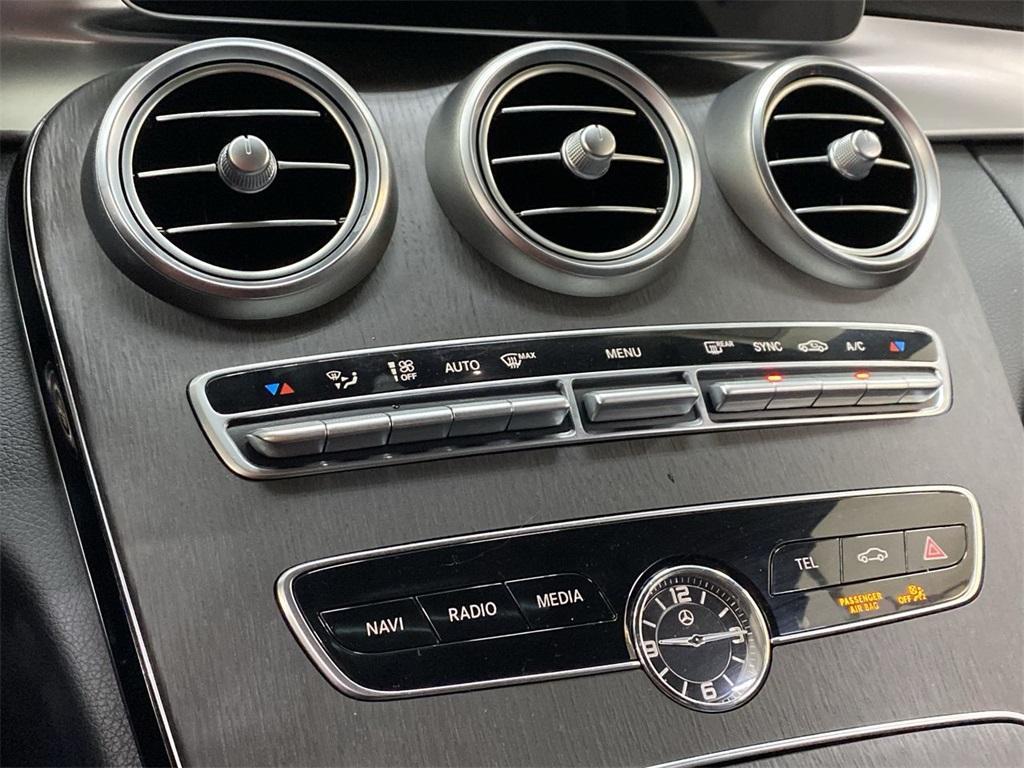 Used 2019 Mercedes-Benz C-Class C 300 for sale $44,444 at Gravity Autos Marietta in Marietta GA 30060 32