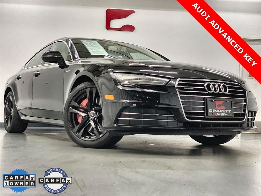Used 2018 Audi A7 3.0T Prestige for sale $48,444 at Gravity Autos Marietta in Marietta GA 30060 1