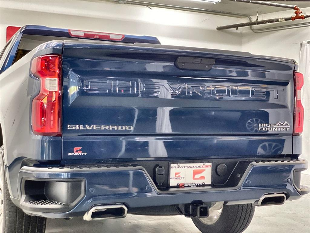 Used 2019 Chevrolet Silverado 1500 High Country for sale $54,998 at Gravity Autos Marietta in Marietta GA 30060 14
