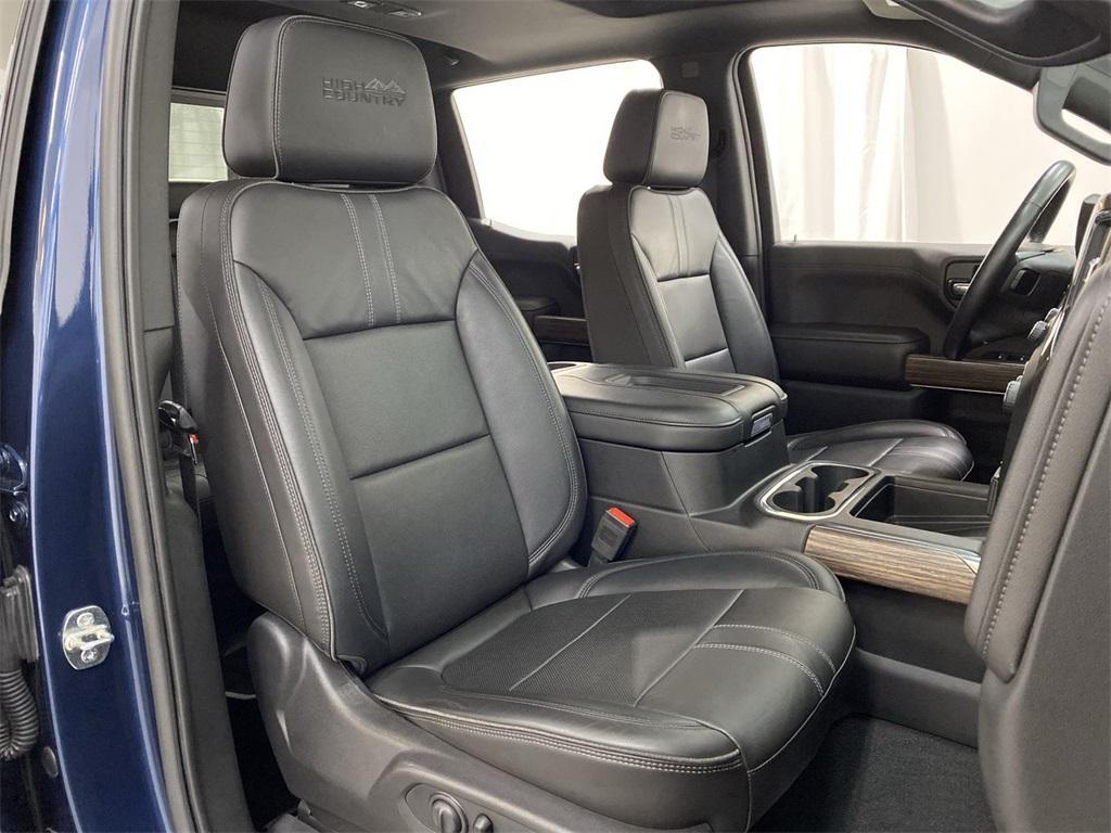 Used 2019 Chevrolet Silverado 1500 High Country for sale $54,998 at Gravity Autos Marietta in Marietta GA 30060 21