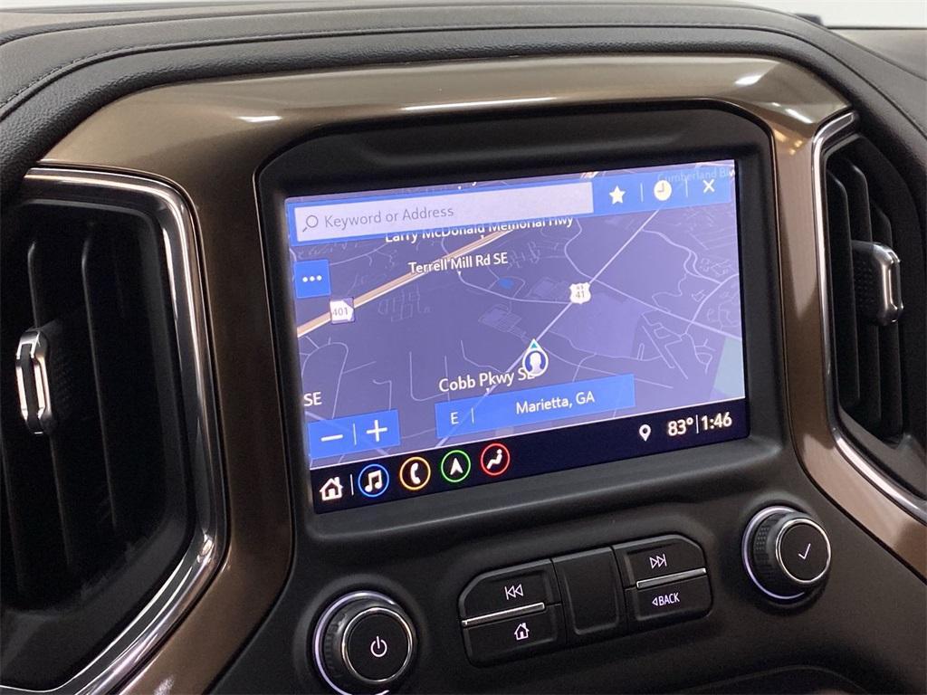 Used 2019 Chevrolet Silverado 1500 High Country for sale $54,998 at Gravity Autos Marietta in Marietta GA 30060 34